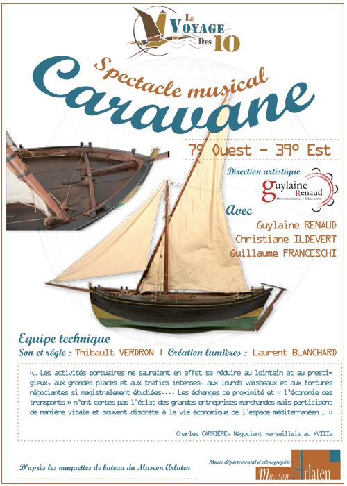 CARAVANE MUSEON ARLATEN par Guylaine renaud