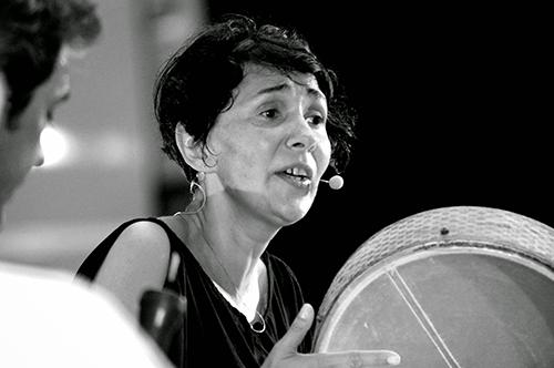 Chanteuse provençale, Guylaine RENAUD