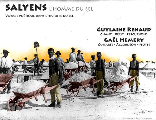 L'histoire du sel par Guylaine REANUD