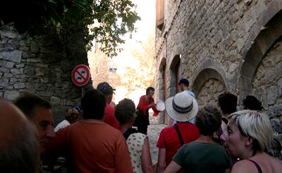 Les rencontres des passeurs dessin de malika