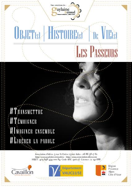 les passeurs by Guylaine RENAUD