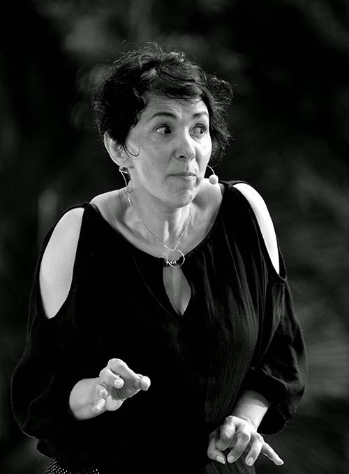 Guylaine renaud, femme troubadour