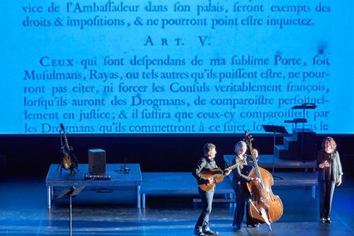 spectacle Caravanne de Guylaine RENAUD